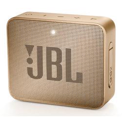 JBL(ジェービーエル) ブルートゥーススピーカー JBLGO2CHAMPAGNE シャンパン [Bluetooth対応 /防水]