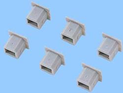 TK-UCAP3 (USBコネクタキャップ/6個入り)