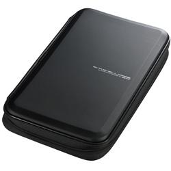 FCD-WLBD56BK ブルーレイディスク対応セミハードケース(56枚収納/ブラック)
