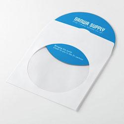 DVD/CDペーパースリーブケース 50枚入