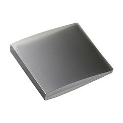 DVD・CDファイルケース(12枚収納) FCD-FL12BK ブラック