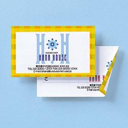 JP-MC10EW インクジェット名刺カード(エコノミーファイン・ホワイト/マイクロミシンカット/A4/10面/名刺サイズ)