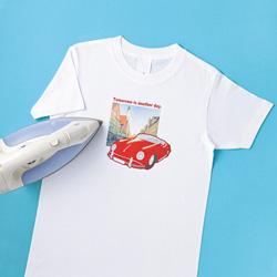 JP-TPR8 インクジェット用アイロンプリント紙(白布用)