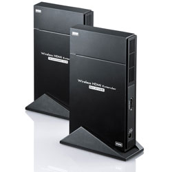 ワイヤレスHDMIエクステンダー(据え置きタイプ・セットモデル) VGA-EXWHD5