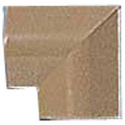 床配線用 ケーブルカバー (L型・幅30mm用・ライトブラウン) CA-R30LBRL