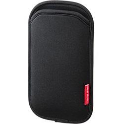 5インチスマートフォン用[幅 75mm] マルチスマートフォンケース (ブラック) PDA-SPC9BK