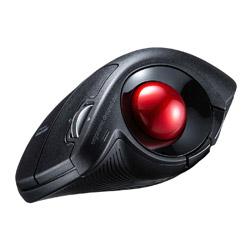 SANWA SUPPLY(サンワサプライ) トラックボール   MA-BTTB179BK [IR LED /5ボタン /Bluetooth /無線(ワイヤレス)]