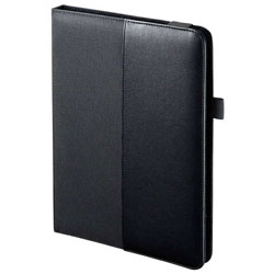 10.1インチタブレットPCマルチサイズケース(スタンド機能付き) PDA-TABPR10BK