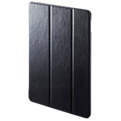 iPad 9.7インチ用 ソフトレザーケース ブラック PDA-IPAD1007BK