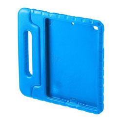 iPad 9.7インチ用 衝撃吸収ケース ブルー PDA-IPAD1005BL