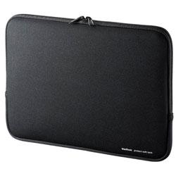IN-MACPR1501BK プロテクトスーツ[MacBook Pro 15インチ用] (ブラック)