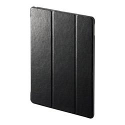 iPad Air 2019 ソフトレザーケース ブラック PDA-IPAD1507BK