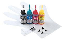 詰め替えインク INK-C79S30S4 4色セット