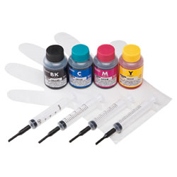 INK-LC11BS60S (つめかえインク/ブラザー用/4色セット/60ml) [工具付]