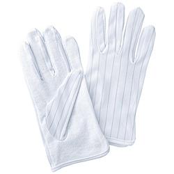 静電気防止手袋 滑り止め付き (Sサイズ)
