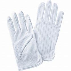 静電気防止手袋(滑り止め付き・Mサイズ) TK-SE12M