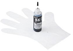 INK-C350B60 [キヤノン:BCI-350PGBK(顔料ブラック)対応]詰め替えインク