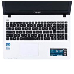 FA-NX550 ノート用キーボードカバー(ASUS X550シリーズ用)