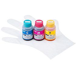 INK-LC113S60 互換プリンターインク 3色