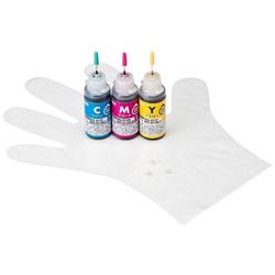INK-C371S30 互換プリンターインク 3色