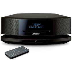 WiFi対応 ブルートゥーススピーカー Wave SoundTouch music system IV(エスプレッソブラック) WST IV EB