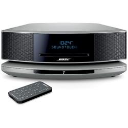 WiFi対応 ブルートゥーススピーカー Wave SoundTouch music system IV(プラチナシルバー) WST IV PS