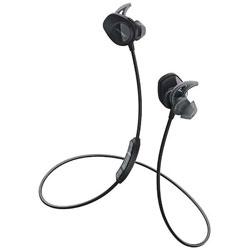 BOSE(ボーズ) ブルートゥースイヤホン カナル型 SoundSport wireless headphones(ブラック)SSport WLSS BLK[マイク付]