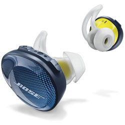 SoundSport Free wireless headphones ブルー SSPORTFREEBLU【防滴】【本体5時間再生】【片耳9g】【スポーツ向け】完全ワイヤレスイヤホン カナル型