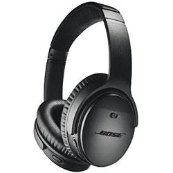BOSE(ボーズ) Bluetooth対応[ノイズキャンセリング] ヘッドホン (ブラック) QuietComfort 35 wireless headphones II