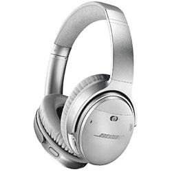 BOSE(ボーズ) Bluetooth対応[ノイズキャンセリング] ヘッドホン (シルバー) QuietComfort 35 wireless headphones II