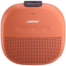 BOSE(ボーズ) ブルートゥーススピーカー (オレンジ) SoundLink Micro Bluetooth speaker