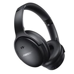 BOSE(ボーズ) ヘッドホン Bose QuietComfort 45 Headphones Black QuietComfort45BLK [リモコン・マイク対応 /Bluetooth /ノイズキャンセリング対応]