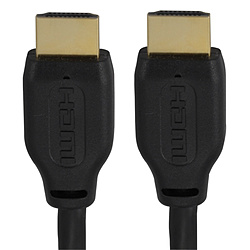 HDMIケーブル VIS-C10ELP-K ブラック [1m /HDMI⇔HDMI]