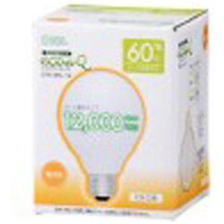 エコ電球G型60WタイプE26電球色 EFG15EL12