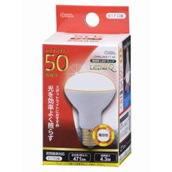 LED電球 (ミニレフ形・全光束471lm/電球色相当・口金E17) LDR4LWE17 A9