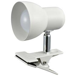 LEDクリップライト LTC-L1D5AW ホワイト