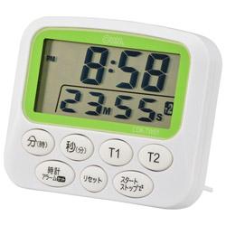時計付きデュアルタイマー COK-TW01