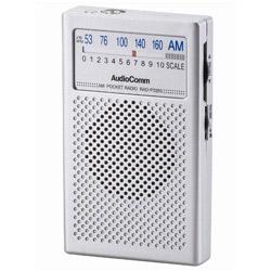 AM専用ポケットラジオ P326S RADP326SS