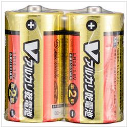 LR14/S2P/V 単2電池 [2本 /アルカリ]