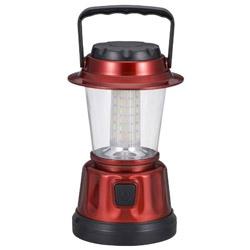 オーム電機 LEDランタン BKSLTLD116-R レッド [LED /単3乾電池×4 /防水]