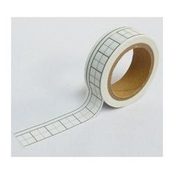 描けるマスキングテープ 原稿用紙 リ050