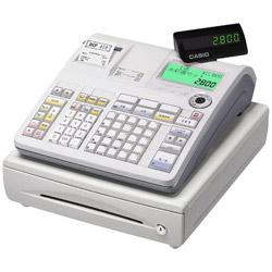 カシオ 電子レジスター TE2800 ホワイト TE-2800-25S