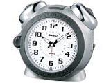 【クリックで詳細表示】TQ-645-8JF (シルバー) 目覚まし時計 SLEEP BUSTER