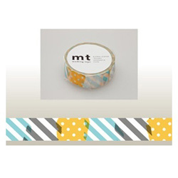 mt マスキングテープ(つぎはぎ・H) MT01D172