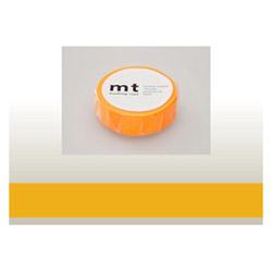 mt マスキングテープ(ショッキングオレンジ) MT01P180