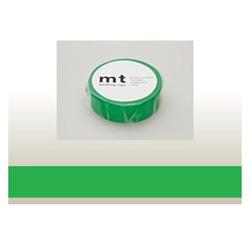 mt マスキングテープ(グリーン) MT01P182