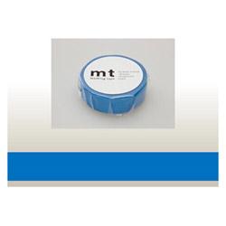 mt マスキングテープ(ブルー) MT01P183