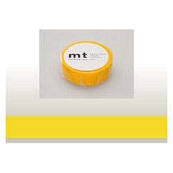 mt マスキングテープ(イエロー) MT01P184