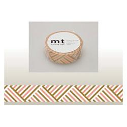 mt マスキングテープ(コーナー・ピーチ) MT01D175
