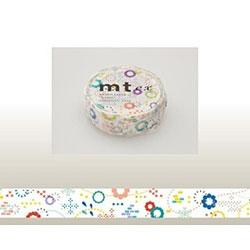 mt ex マスキングテープ(カラフルPOP) MTEX1P74